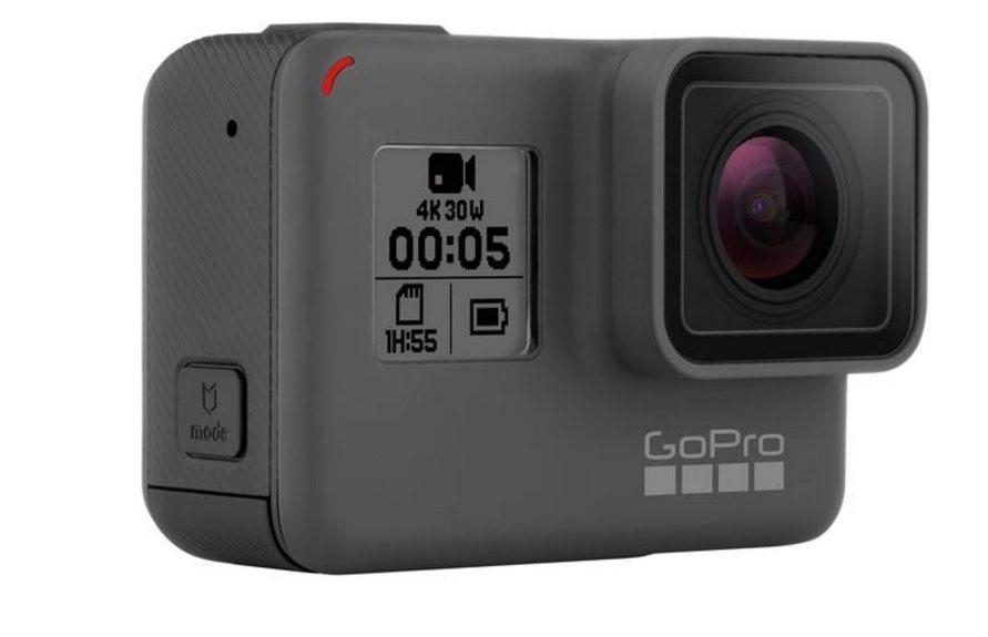 GoPro HERO5 Black, HERO 5 Session Cameras Announced