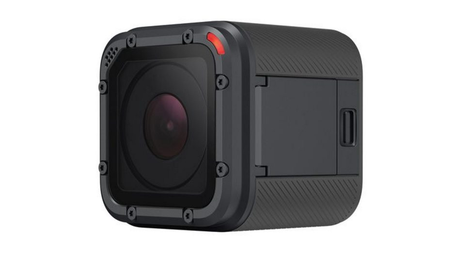 GoPro HERO5 Black, HERO 5 Session Cameras Announced
