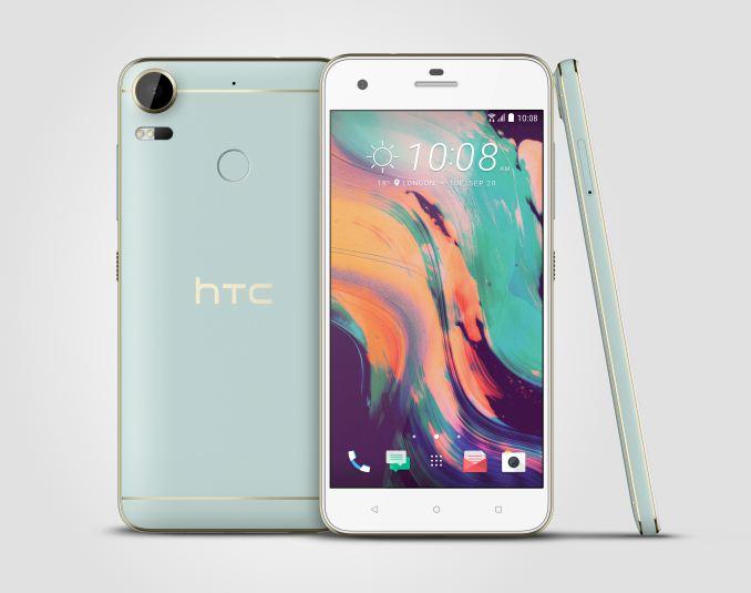 HTC Desire 10 Pro, Desire 10 Lifestyle Announced