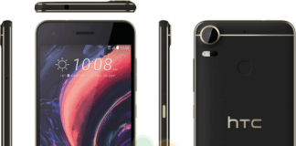 HTC Desire 10 Lifestyle Renders Can Be Seen From Every Angle