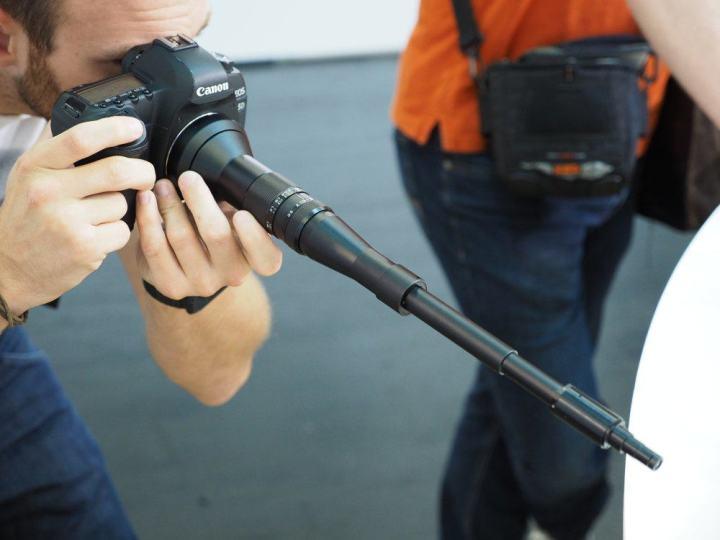 Laowa 24mm f14 Replay 2x Macro Lens