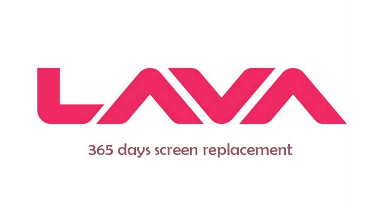 Lava Launches 1-Year Screen Replacement Offer On Its Phones