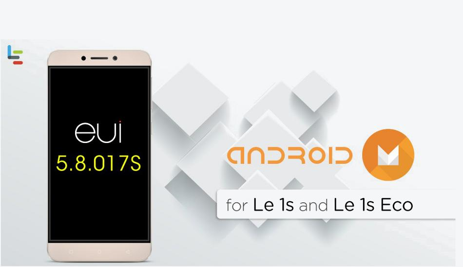 leeco-le-1s-le-1s-eco-get-android-marshmallow-update-in-india
