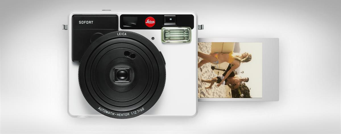 Leica Sofort Instant Camera With 60mm Lens Launched
