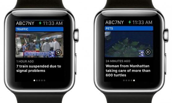 apple watch 2 series apps