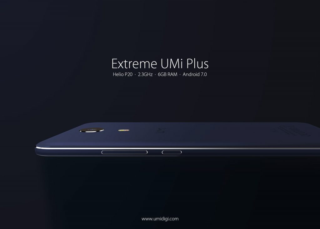 UMi Plus Extreme specs to include MediaTek Helio P20
