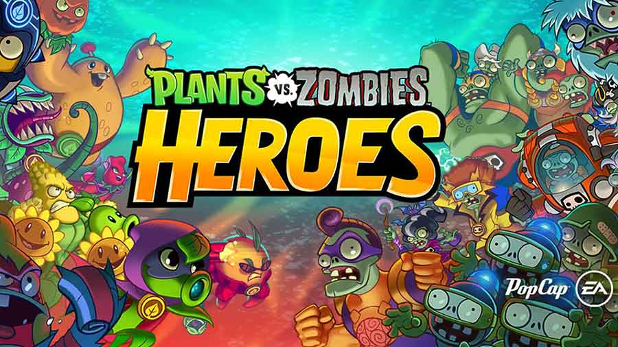 Plants vs. Zombies Heroes 1.6.27 APK Download Is Now Available