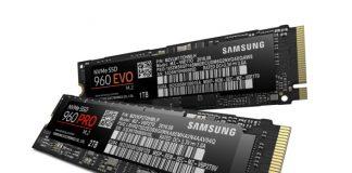 Samsung 960 EVO 960 PRO are here