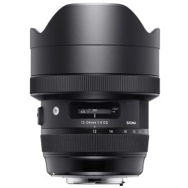 Sigma 85mm F1.4 Art, 12-24mm Art, 500mm F4 Sport Lenses Officially Announced