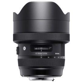 Sigma 85mm F1.4 Art, 12-24mm Art, 500mm F4 Sport Lenses Officially Announced