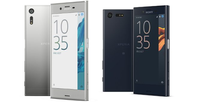 Sony Xperia X, Sony Xperia X Compact