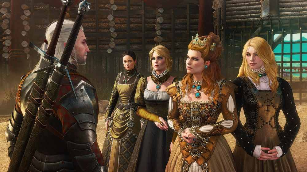 witcher 4 not confirmed yet
