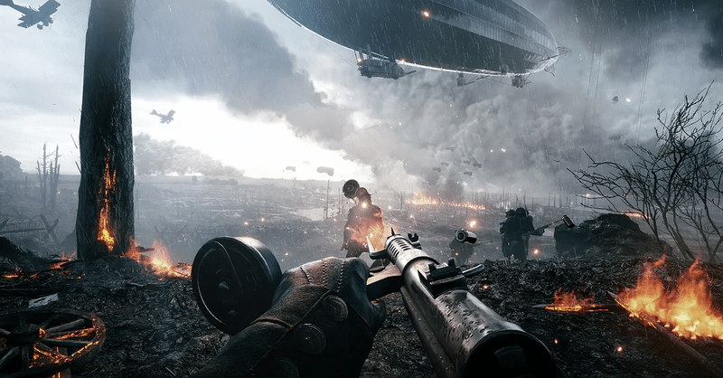 battlefield 1 pc requirements