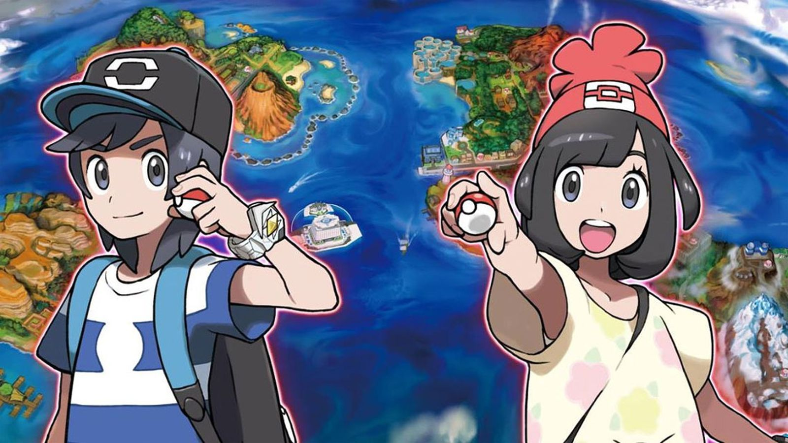 pokemon sun and moon pre-order