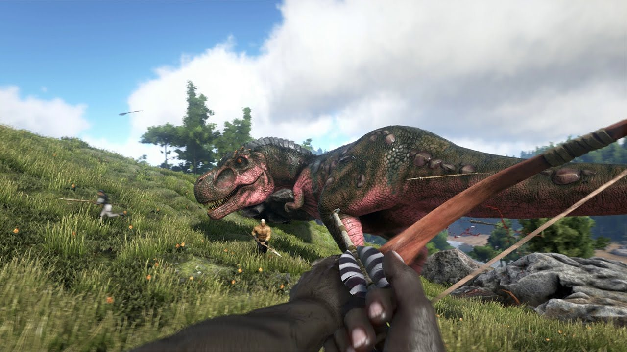 ark survival evolved dlc