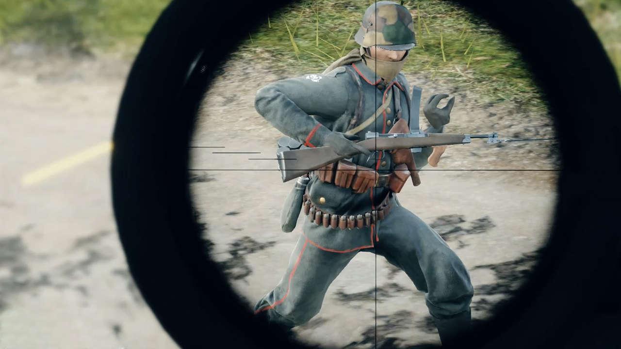battlefield 1 beta scout
