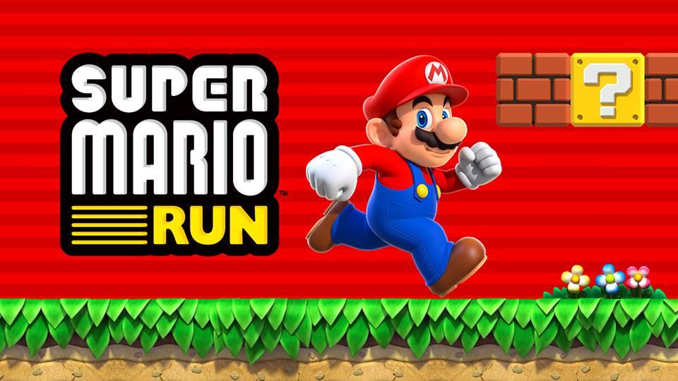 super mario run release date