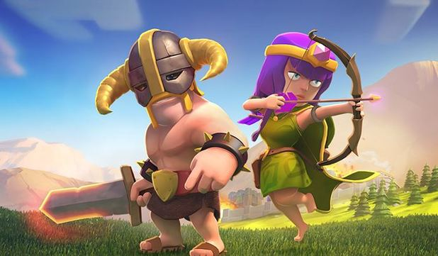 clash of clans fair play