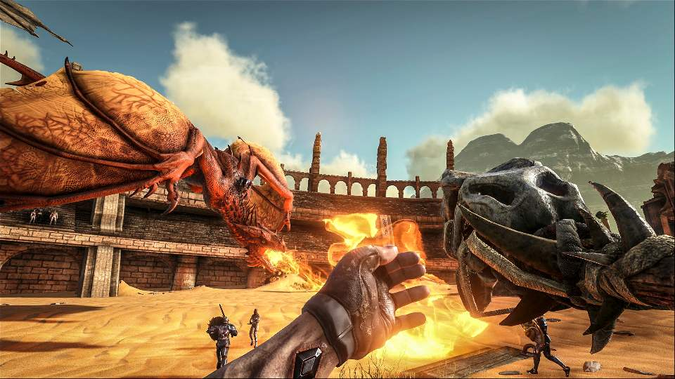ark survival evolved scorched earth dlc