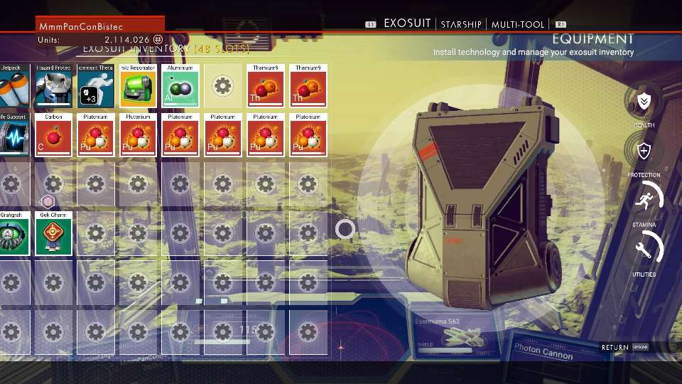 no man's sky 48 slot ship guide