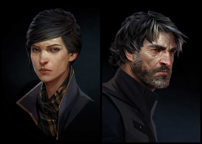 dishonored 2 trailer impressions