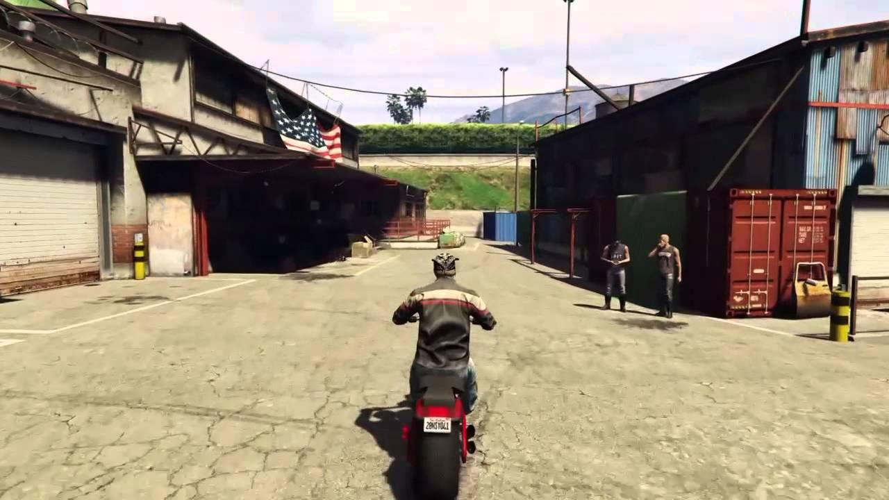 gta 5 online biker dlc release date