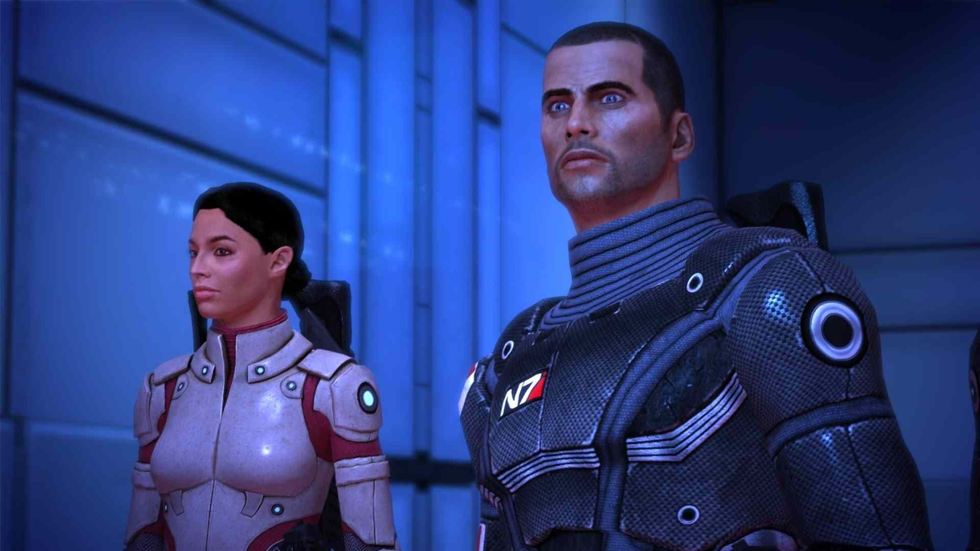 mass effect remastered release date