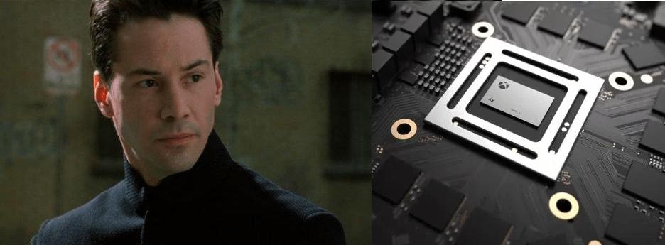 xbox one scorpio vs playstation 4 pro