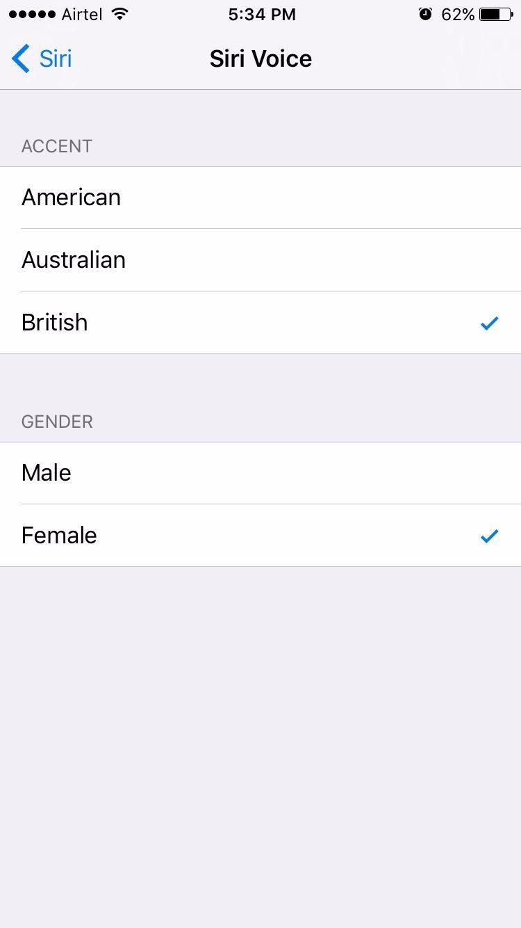 how to customize siri in ios 10 iphone ipad
