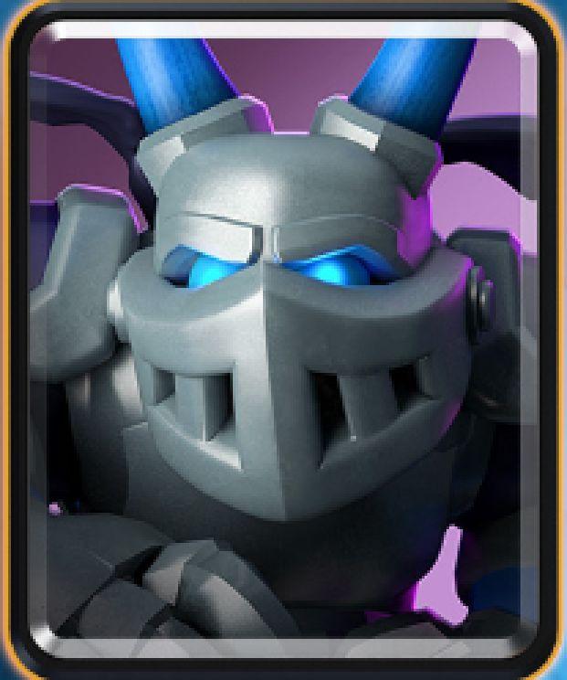 clash royale mega minion
