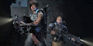 gears of war 4 gameplay launch trailer