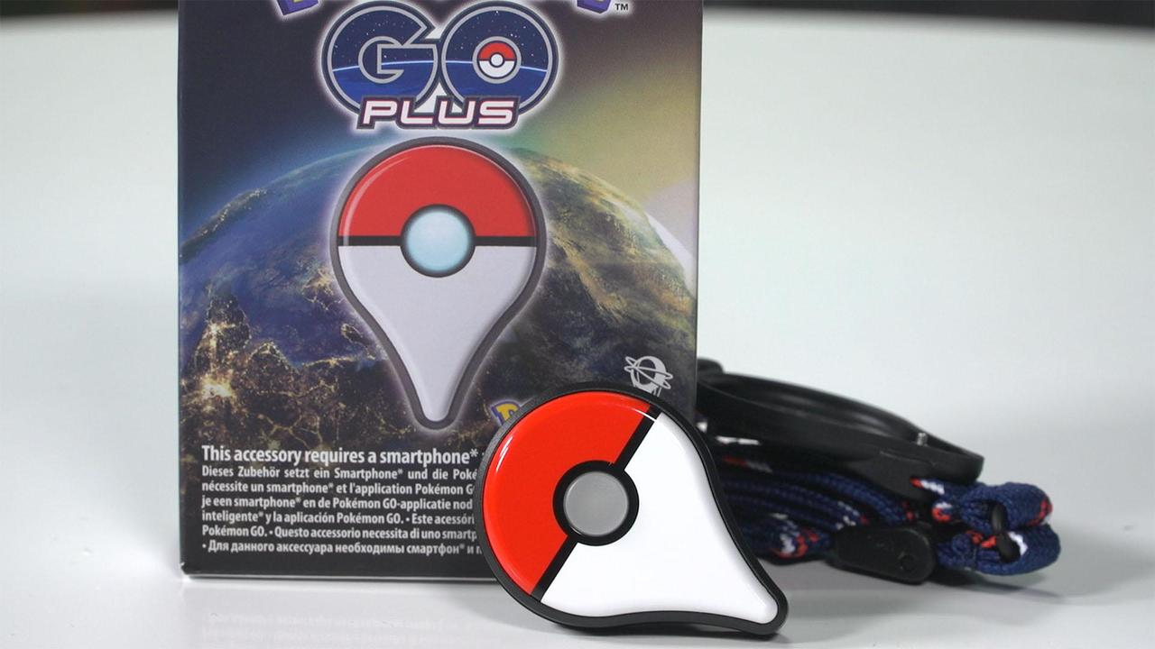 pokemon go plus guide