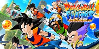 dragon ball fusions 3ds release date