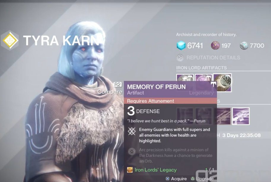 destiny rise of iron weekly reset september 27th