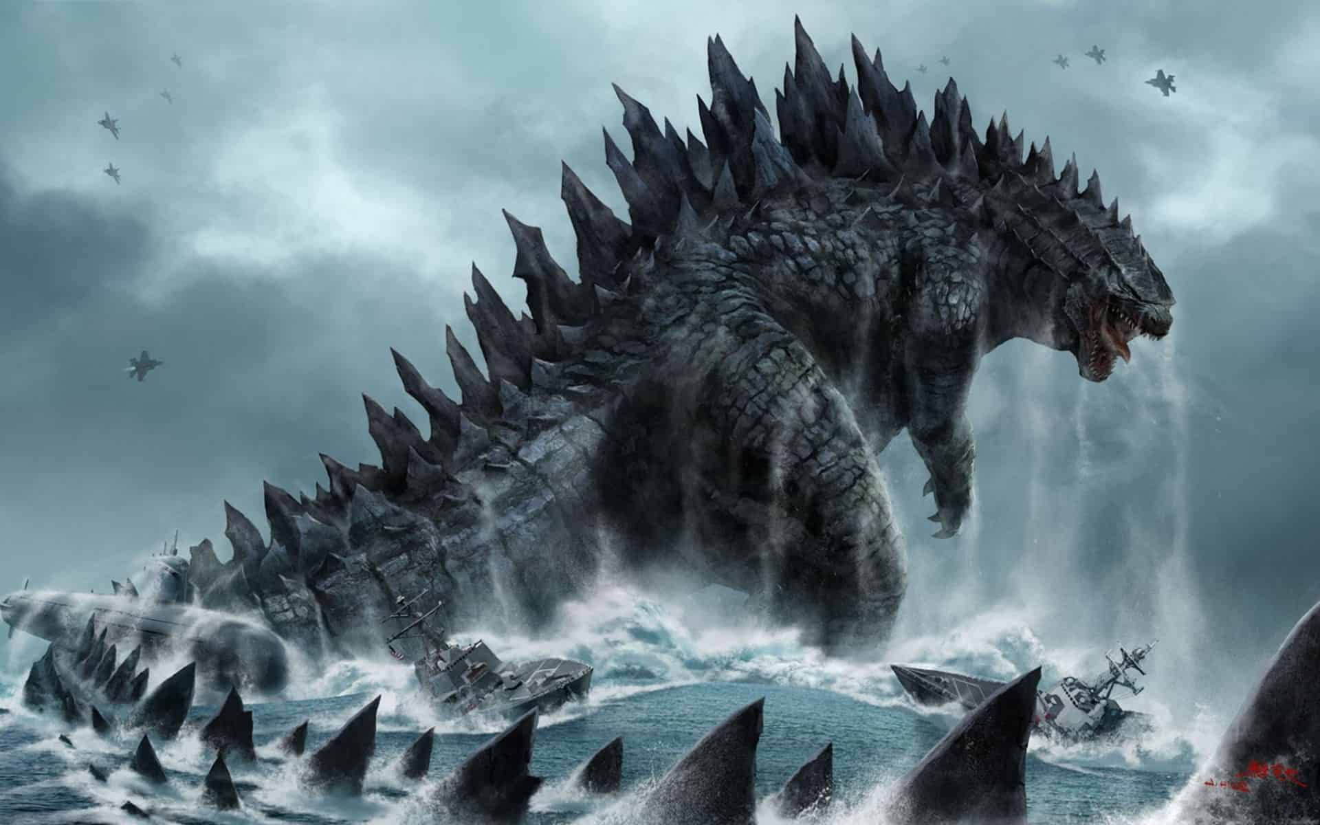 Godzilla Anime Film