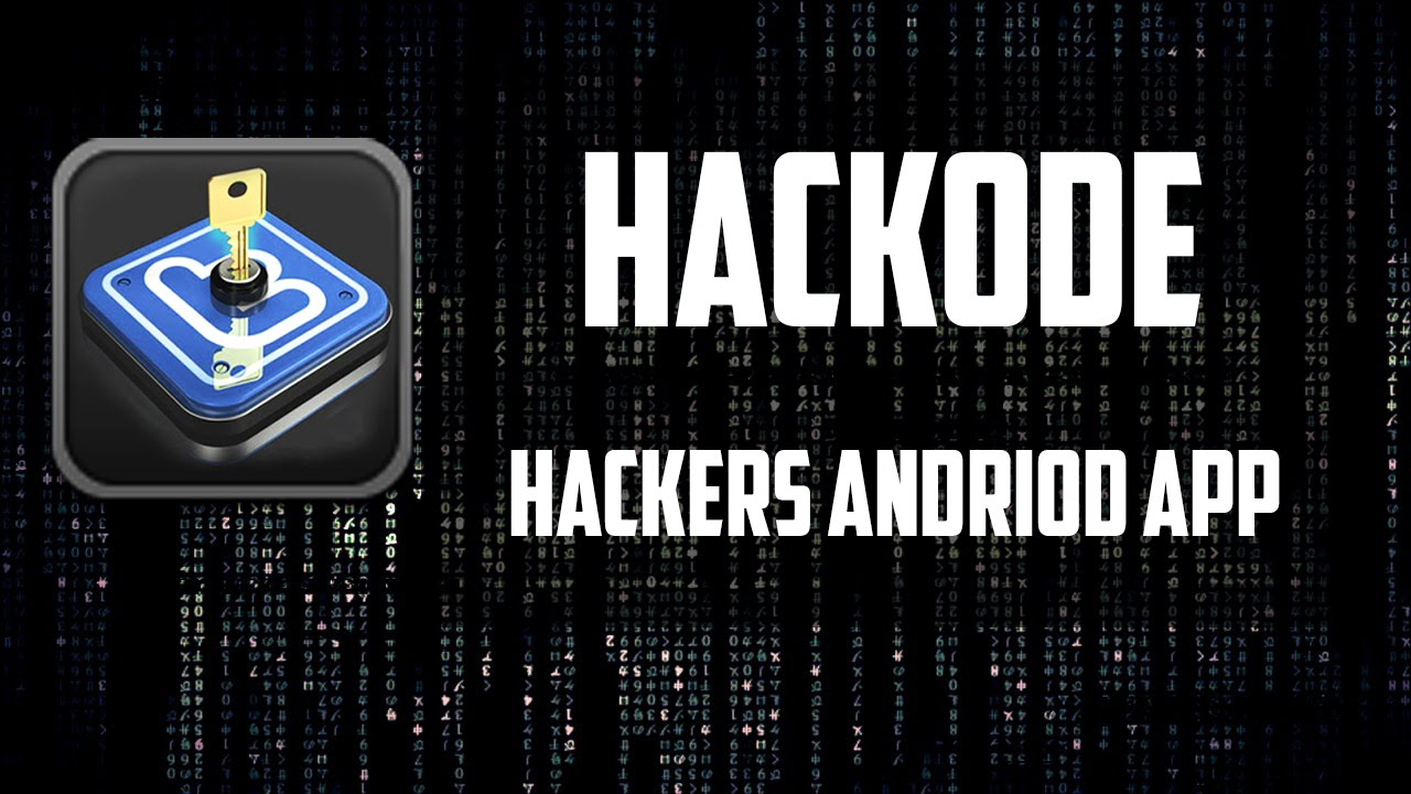 android hacking apps