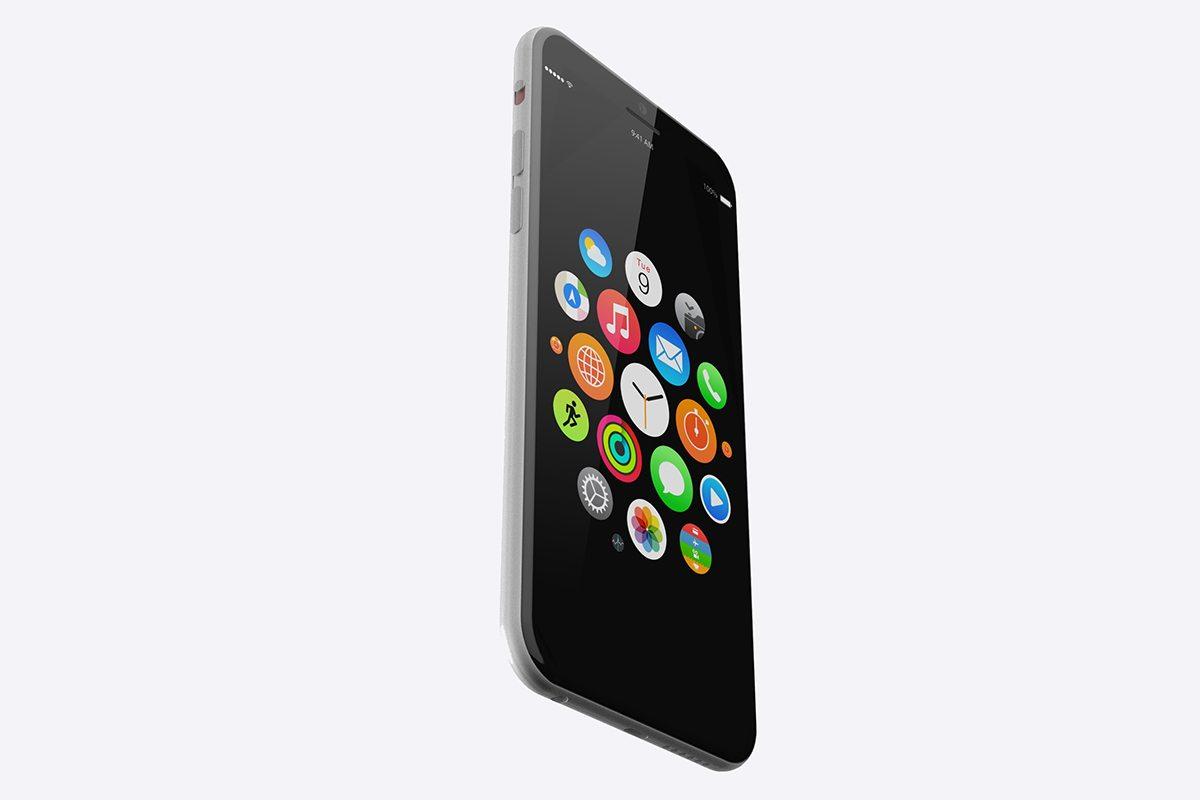 iPhone 7 processor water resistivity
