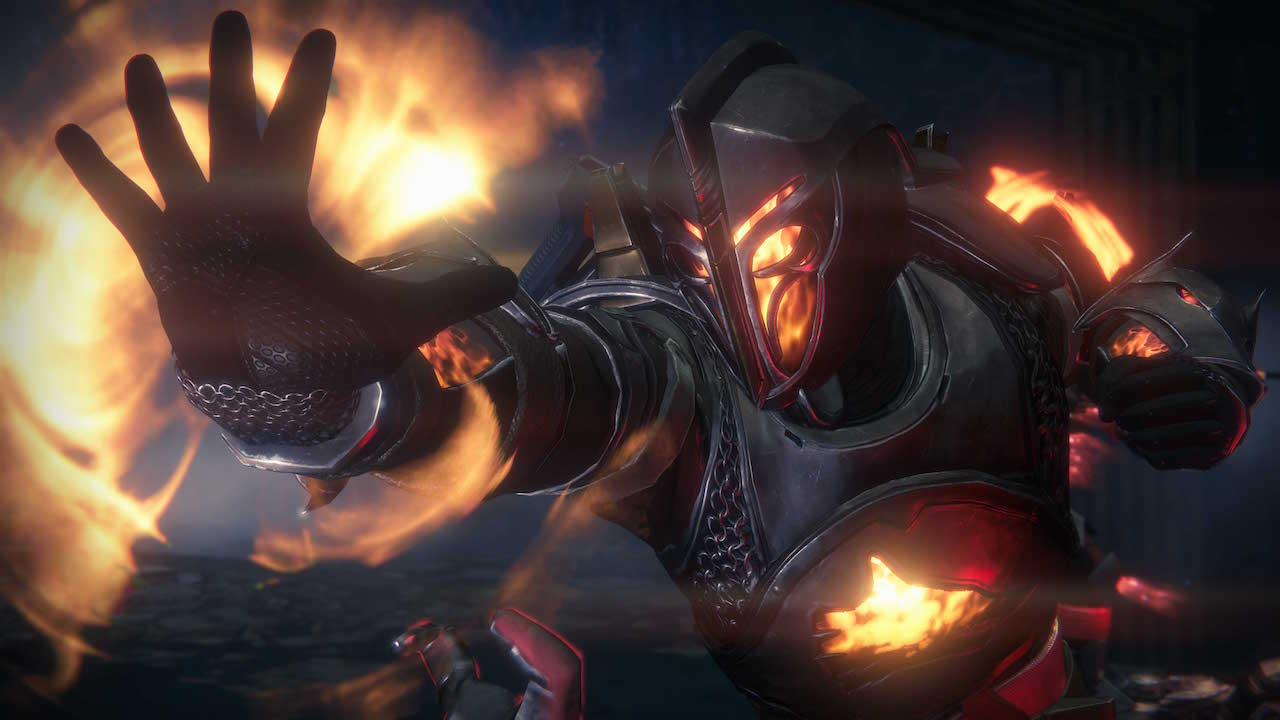 destiny rise of iron strikes