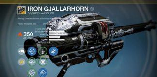 destiny rise of iron gjallarhorn guide