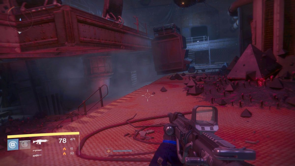 destiny rise of iron siva cluster guide