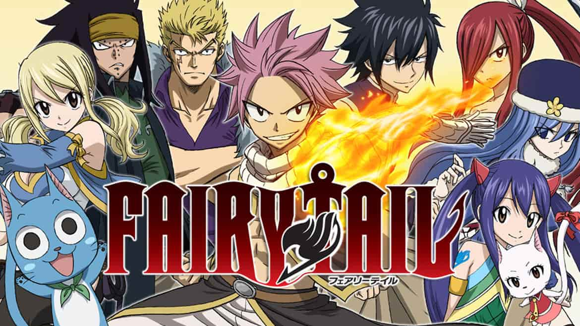 Fairy Tail Chapter 526