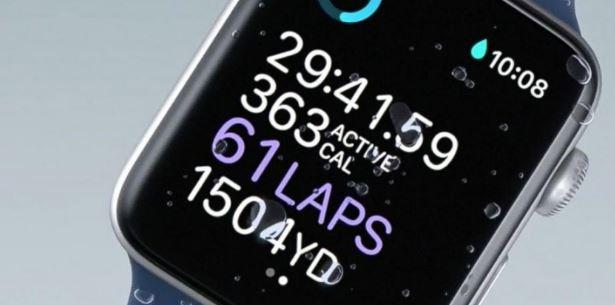 apple watch series 2 apps
