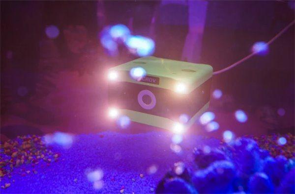 CCROV-underwater-4k-drone