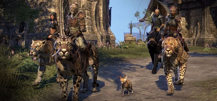 via elder scrolls online tamriel unlimited update 1.17