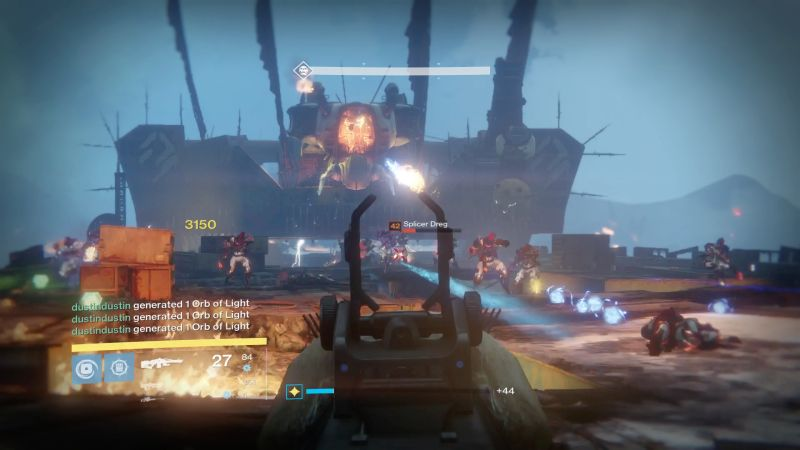destiny wrath of the machine siege engine guide