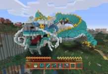 minecraft chinese mythology mash-up pack trailer