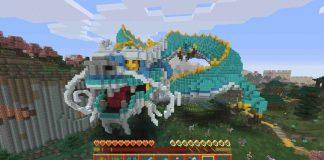 minecraft chinese mythology mash-up pack trailer