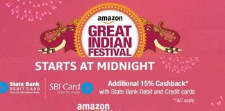 Amazon Great Indian Festival Sale Offering Huge Discount On Redmi Note 3