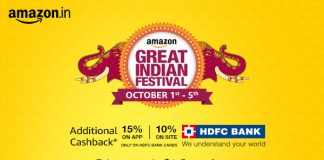 Amazon Great Indian festival Best Smartphone Deals