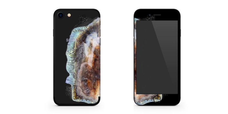 How To Make Your Apple iPhone Look Like An Exploded Note 7